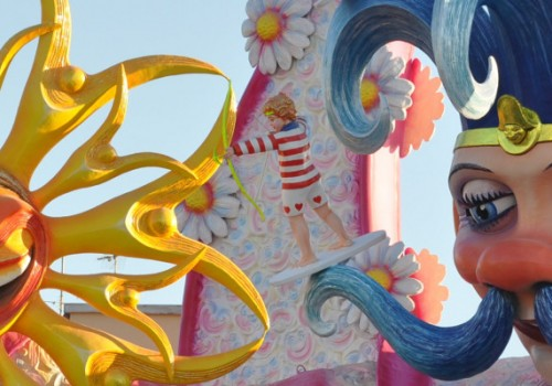 It's Carnival time in Maremma!