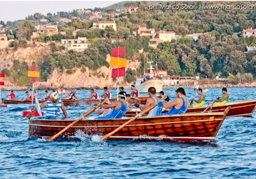Palio Marinaro, historic regatta in the Argentario