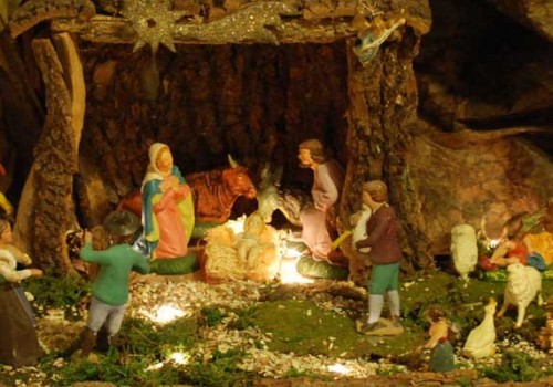 Nativity Scenes around Maremma Tuscany