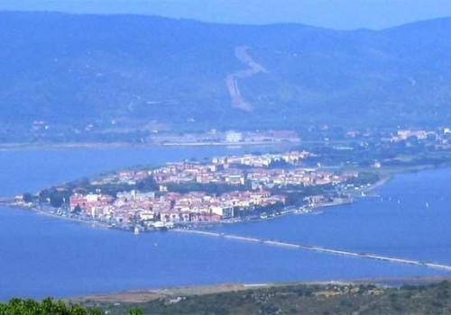Exploring Orbetello, the lagoon town