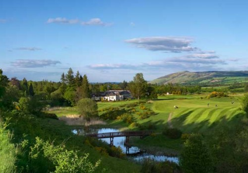 Maremma Tuscany and Scotland: golf partners!