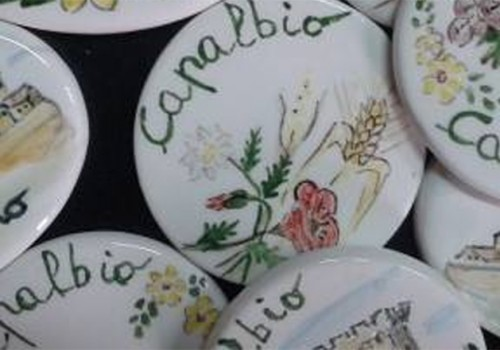 Pottery Art in Capalbio
