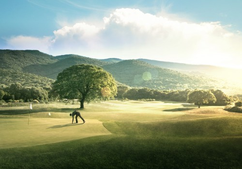 Video – playing in Tuscany at Argentario Golf Club