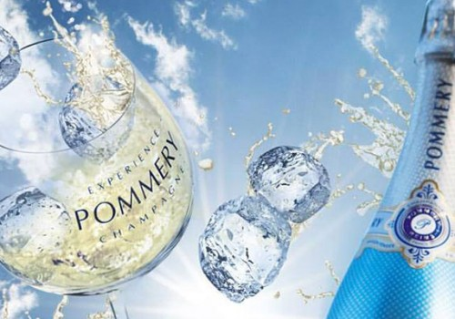 Royal Blue Sky: the new Pommery Experience