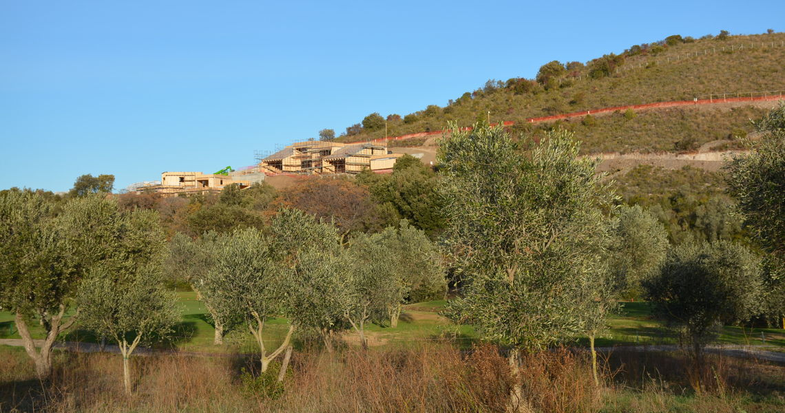 golf real estate tuscany