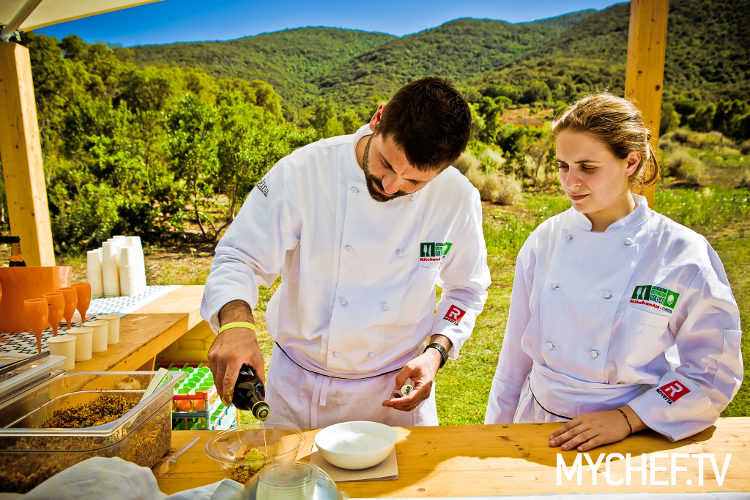 cookery course porto ercole