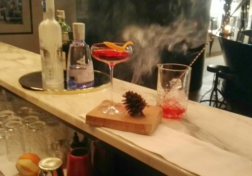"""The Boulevardier"" Cocktail Recipe"
