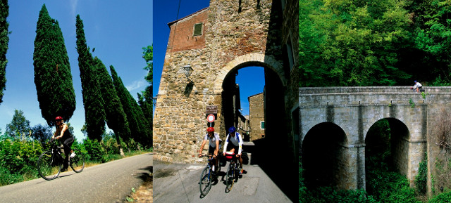 Cycling in Maremma Tuscany