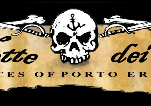Pirates invade Porto Ercole harbor in southern Tuscany!