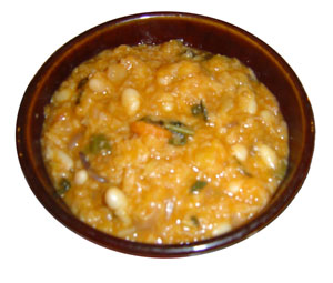 Ribollita soup from Tuscany