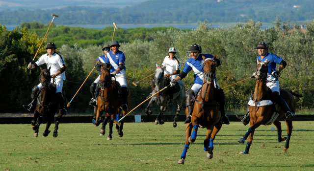 Argentario Polo Club in  Tuscany
