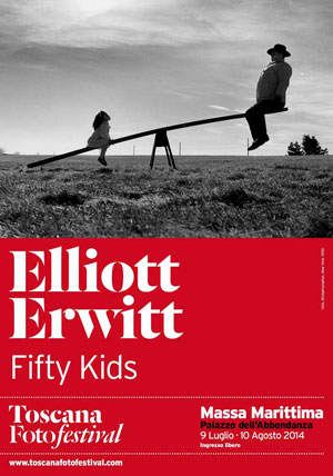 Fifty Kids, photography exhibition in Tuscany