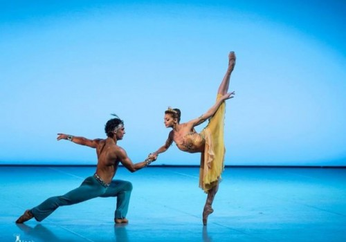 Argentario Dance Festival: international competition takes place in Tuscany