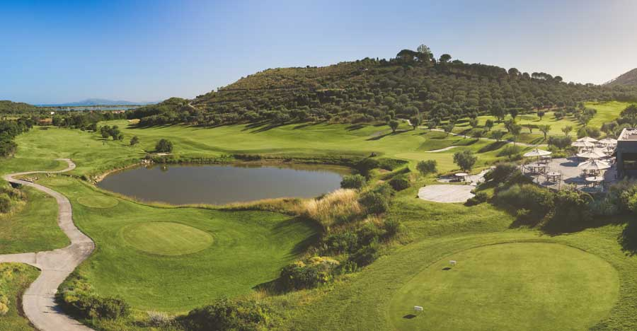 buca 10 golf club argentario