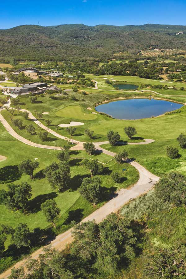 buca 9 argentario golf club