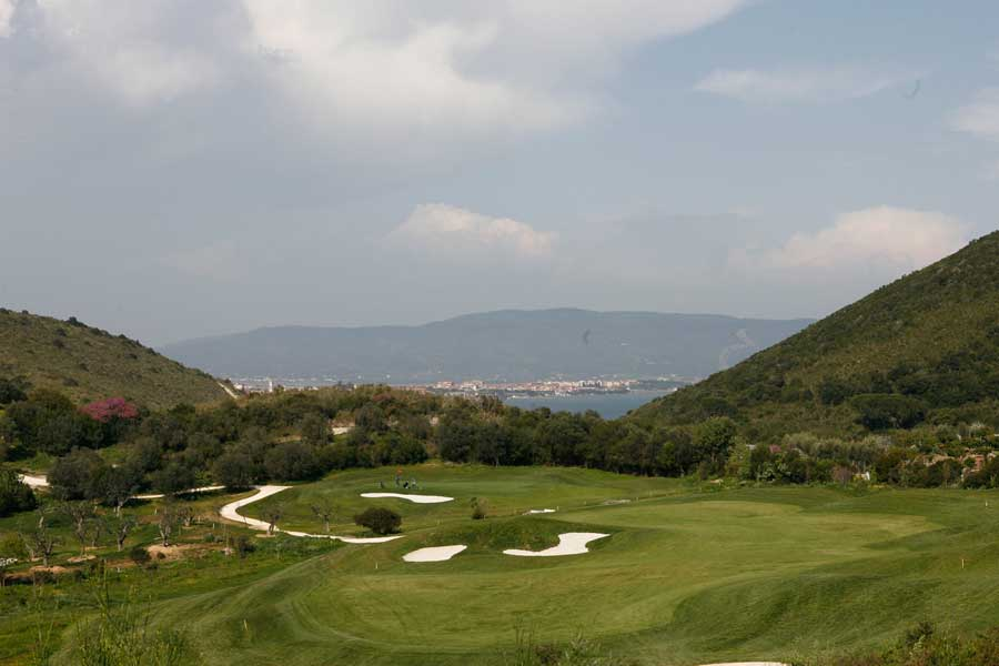 Buca 1 Argentario Golf Club