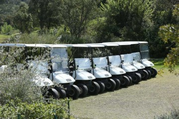 Golf Cart Argentario Golf Club