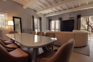 Luxury golf villa in Tuscany, Argentario