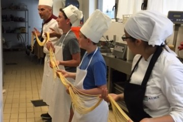 Cooking classes for children Argentario Hotel Tuscany