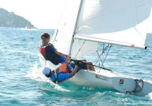 Summer Sailing Lessons in Maremma Tuscany