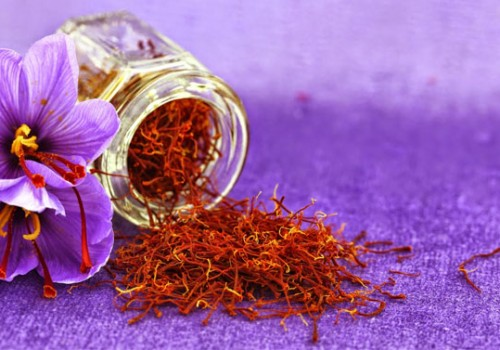 Saffron: Tuscany's red gold