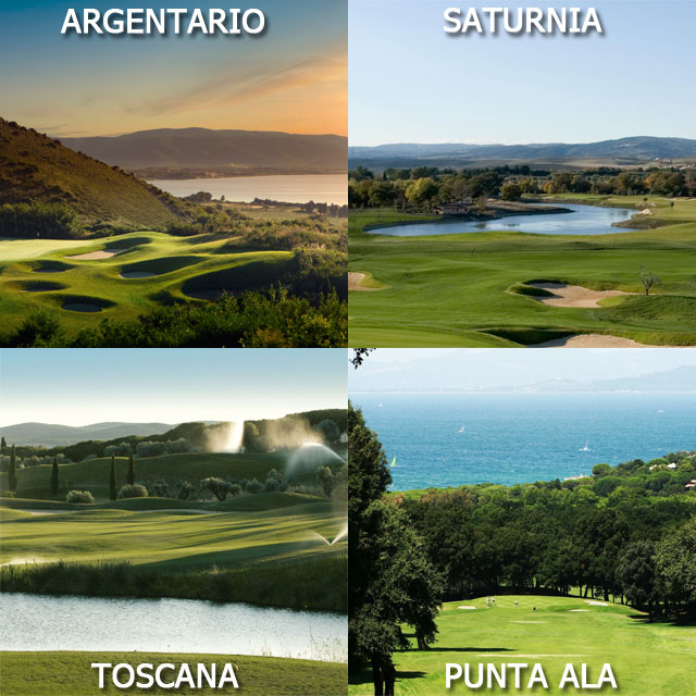 Reasons to play golf in Maremma Tuscany