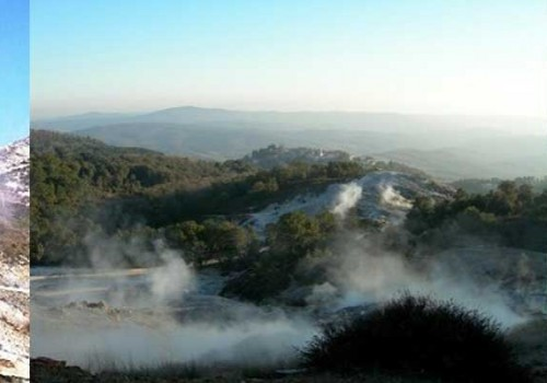 The Biancane Geothermal Park