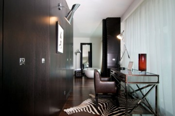 """Travel Club"" interior design, Italian luxury"