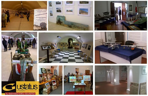 Art and Cultural shows in Orbetello, Gustatus