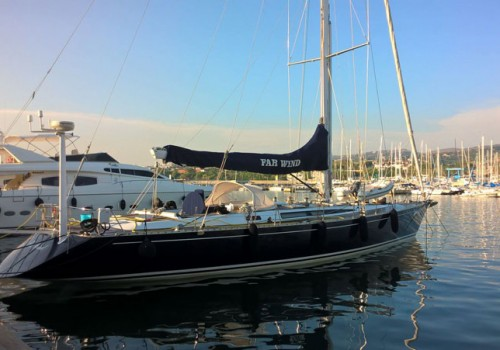 Luxury Sailing in Maremma: Cala Galera Boat Rental