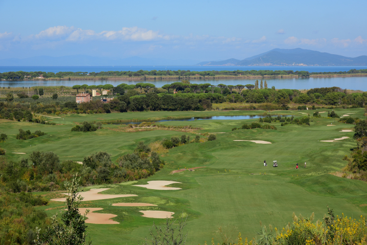 argentario golf ladies competition tuscany