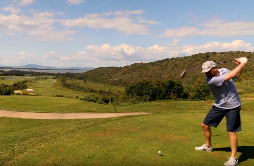 Video Experience: Golf in Tuscany