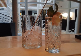 Wellbeing Drinks at Aper Bar