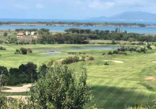 Argentario Golf Club reopens in Tuscany