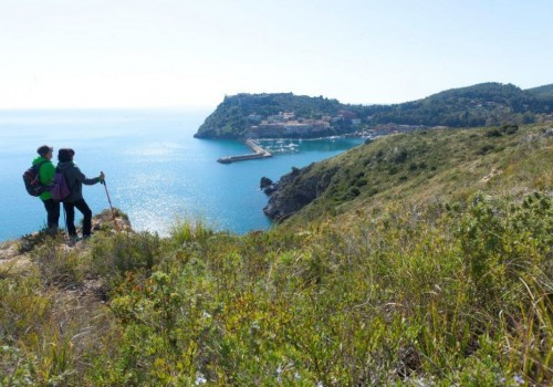 Trekking on Monte Argentario: Tips & Trails