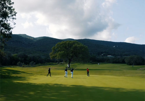 Autumn Golf in Tuscany: video of the Argentario Fall Pro Am