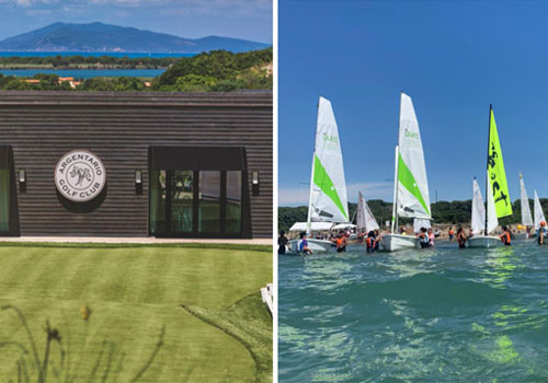 Golf and Sailing Courses in Tuscany – Summer 2021