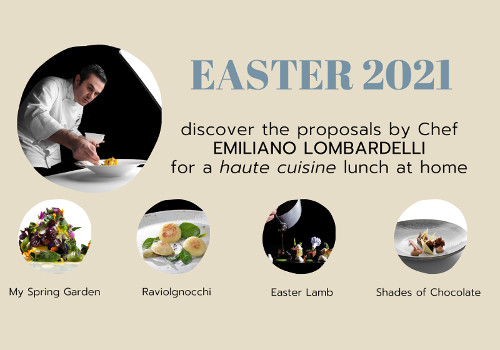Easter 2021: Lunch Ideas by Chef Lombardelli